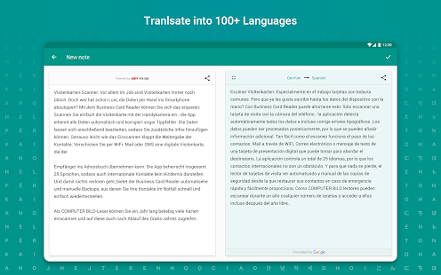 TextGrabber – image to text: OCR & translate photo- screenshot thumbnail