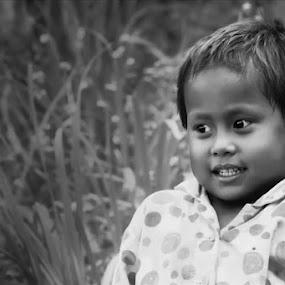 Just Smile by Iwan Mochammad - Babies & Children Children Candids