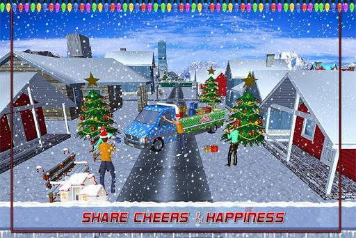 玩模擬App|サンタX-masのギフト配達免費|APP試玩