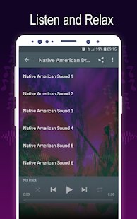 Download Native American Drum Sounds For PC Windows and Mac apk screenshot 1