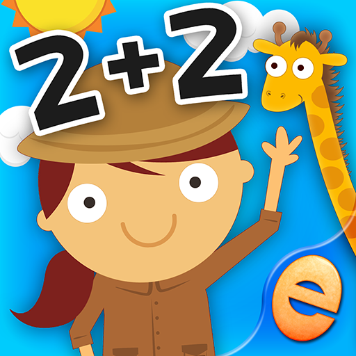 Animal Math Games for Kids in Pre-K & Kindergarten