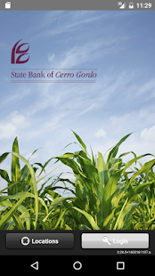 State Bank of Cerro Gordo- screenshot thumbnail