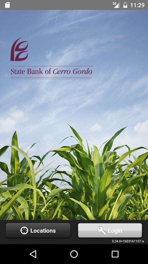 State Bank of Cerro Gordo- screenshot