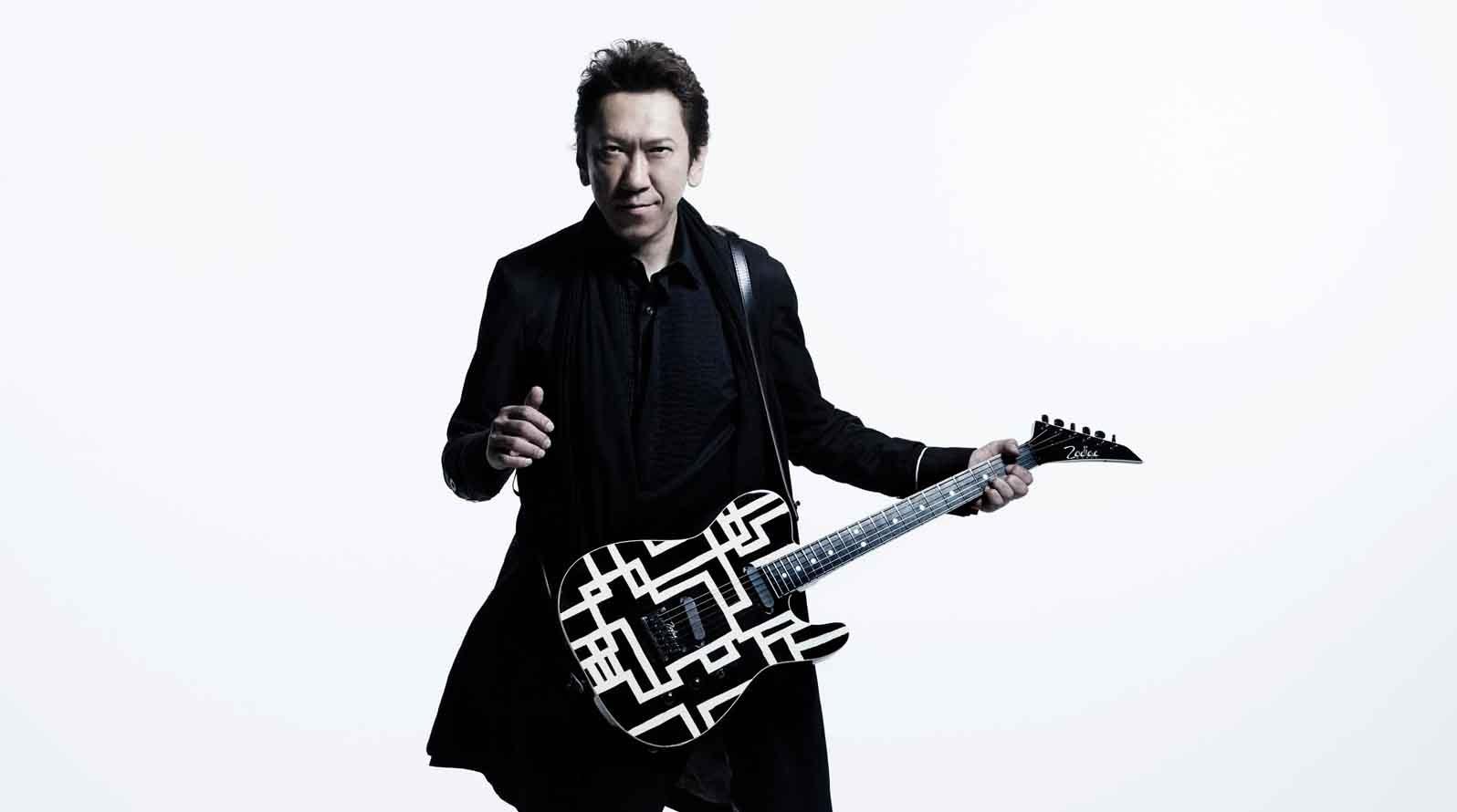 「台灣的朋友,我終於來了!」日本殿堂傳奇吉他男歌手布袋寅泰五月首度跨足亞洲!