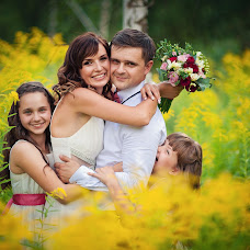 Wedding photographer Mariya Ryazanceva-Tumakova (Mafnytii). Photo of 20.10.2015