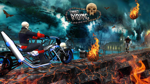 Ghost Riding 3D cheat screenshots 2