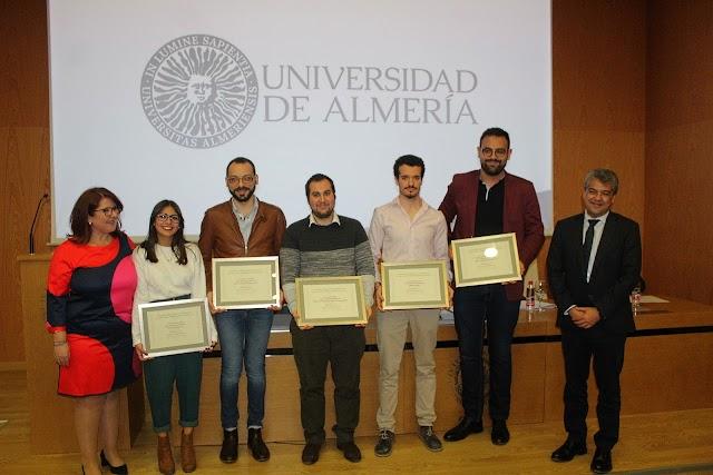 Los mejores expedientes académicos del Grado en Psicología, promoción 2.014/2.018.