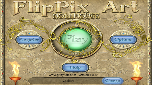 FlipPix Art - Dollhouse