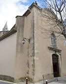 photo de église de Cheval Blanc