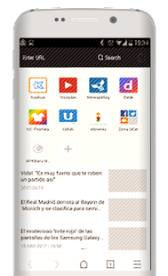 Guide UC Browser: The Fast Pro Browsing - náhled