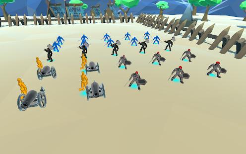 Epic Battle Simulator 2  google play ile ilgili görsel sonucu