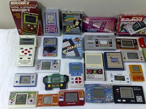 Photo: Handheld games - close up 1