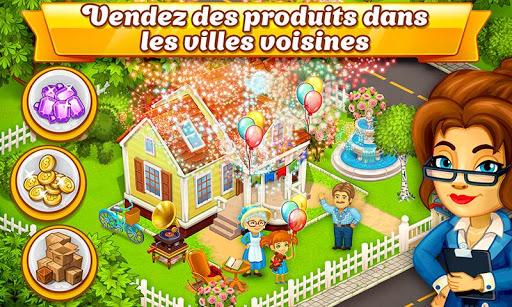 Ville: village et ferme  captures d'u00e9cran 2