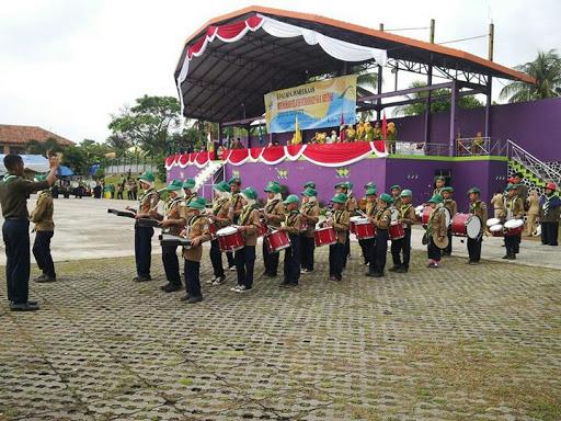 drumband SD Muhammadiyah Sukaraja, Sukabumi