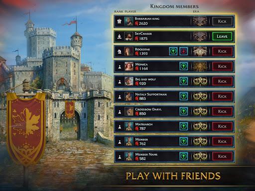 Rage War: Time Battles  screenshots 12