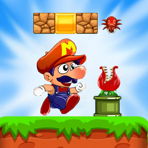 Adventure Jungle for Mario 冒險 App LOGO-硬是要APP