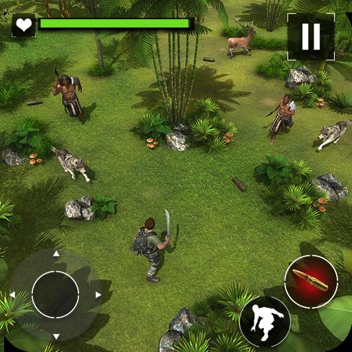 Download Amazon Jungle Sniper : Survival Game