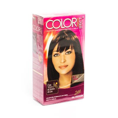 tinte slik color efect kit 4.7 tabacco