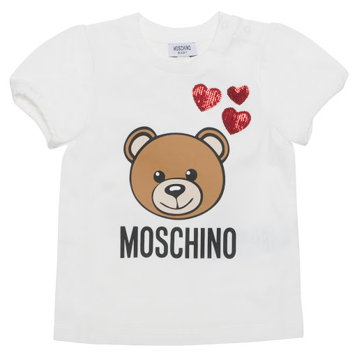 Primary image of Moschino Cotton Teddy T-shirt