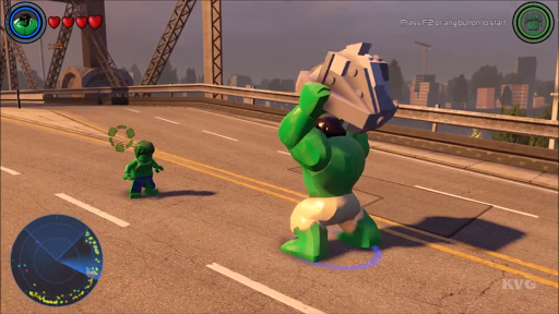 KiPlays For LEGO Hullk Battle Trick for PC