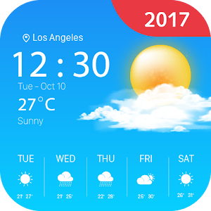 weather channel free android app market