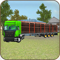 Log Truck Driver 3D icon