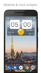 Sense Flip Clock & Weather (Ad-free) 5.50.0.9 (Paid)
