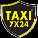 Taksi 7x24 icon
