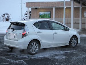 アクア NHP10のカスタム事例画像 たちみつ 【CarTune Friends】さんの2020年01月19日05:23の投稿