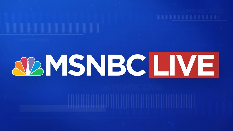 MSNBC Live With Alison Morris