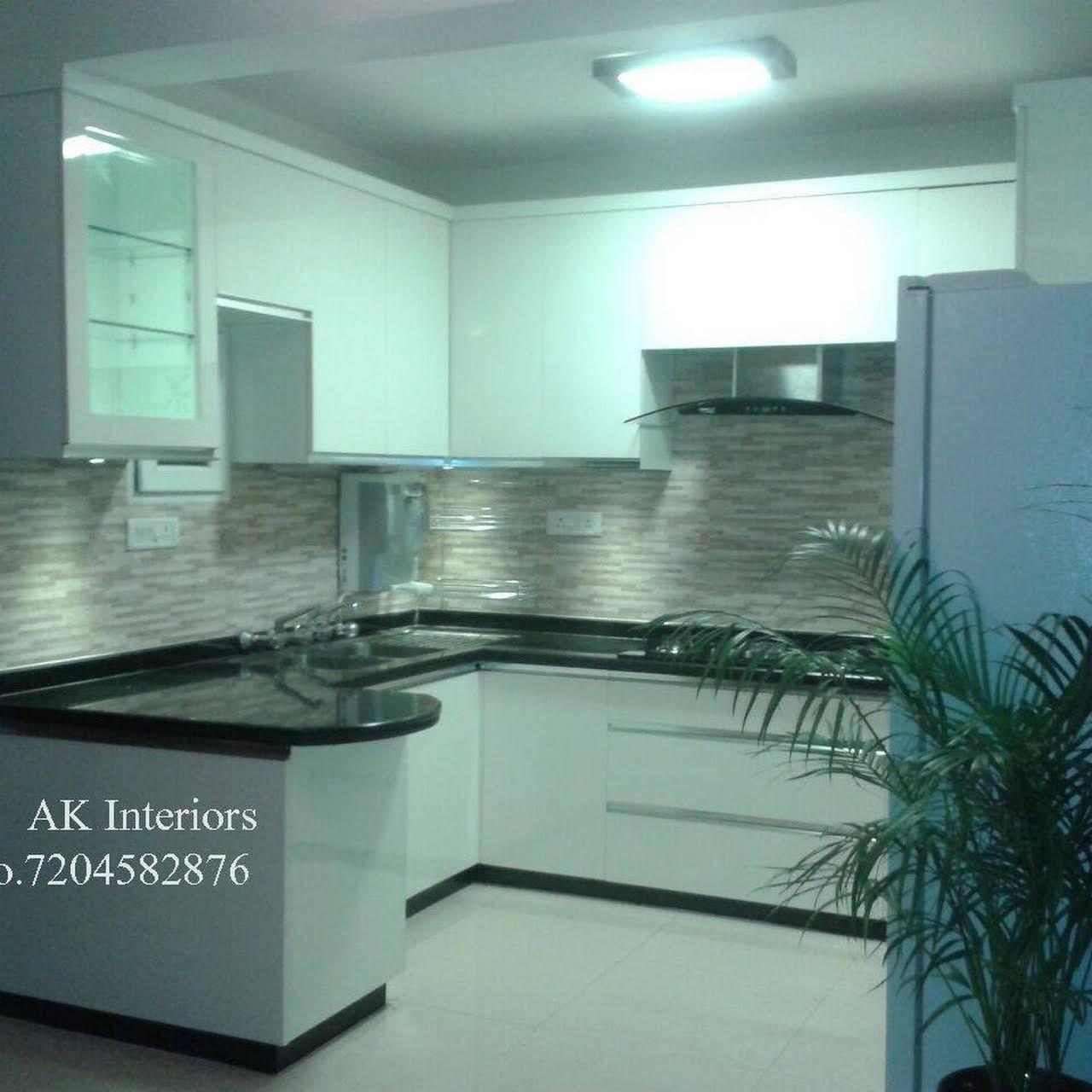 AK INTERIORS - Modular Kitchen Manufacturer in Bangalore
