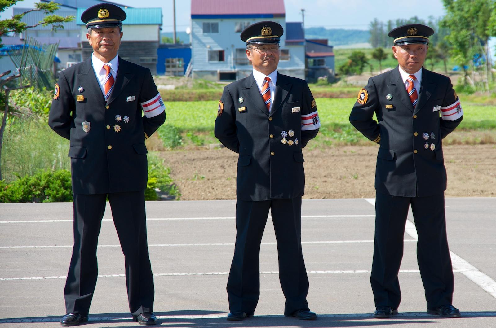 Photo: 北竜消防団