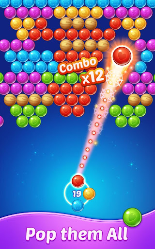 Bubble Shooter Pop-Blast Bubble Star 2.20.5027 screenshots 11