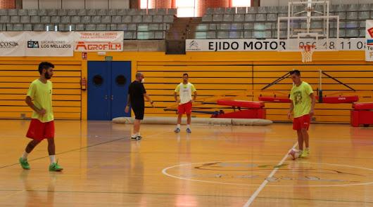 El CD El Ejido se juega este miércoles frente a Melistar dar el primer paso
