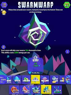 Swarm Simulator Screenshot