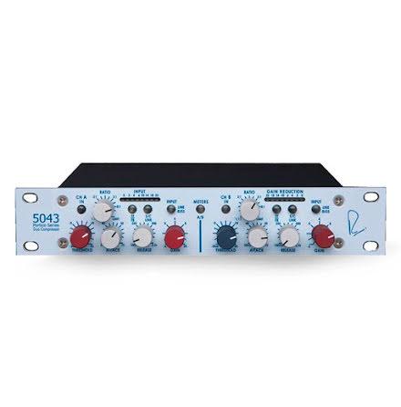 5043 2-Channel Compressor / Limiter