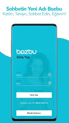 Bozbu Chat Sesli Mobil Sohbet Odalaru0131 1.5.9 screenshots 2