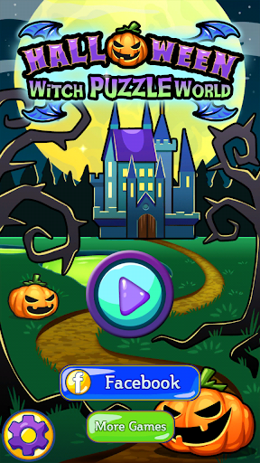 玩免費解謎APP|下載Halloween Witch Puzzle World app不用錢|硬是要APP
