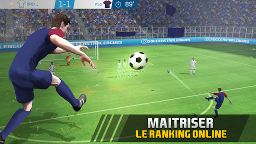Soccer Star 2018 Top Leagues · Jeux de football  captures d'écran 3