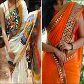 Saree Design 2018