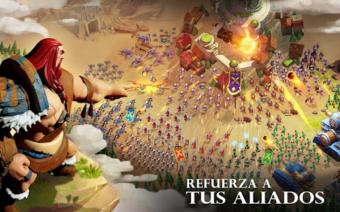 Art of Conquest (AoC): miniatura de captura de pantalla