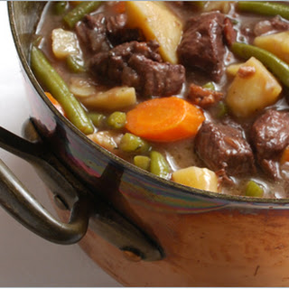 Oven-braised Beef Stew