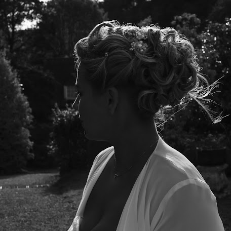 Wedding photographer Gwendoline Pichard (GwennaMT56). Photo of 05.10.2017