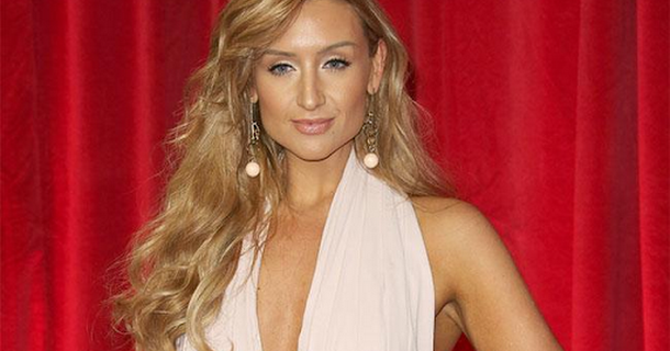 Catherine Tyldesley's life-saving Corrie hope