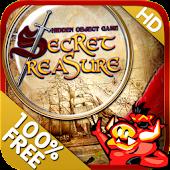 Secret Treasure Hidden Object