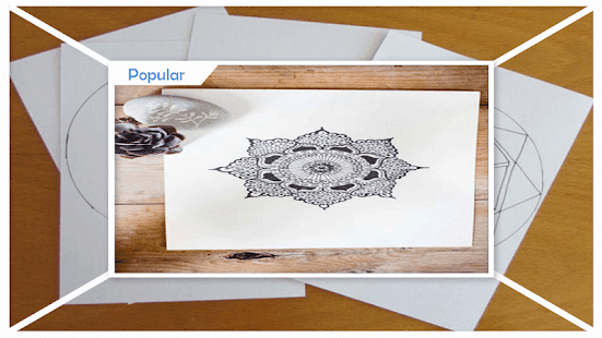How to Draw Mandalas - náhled