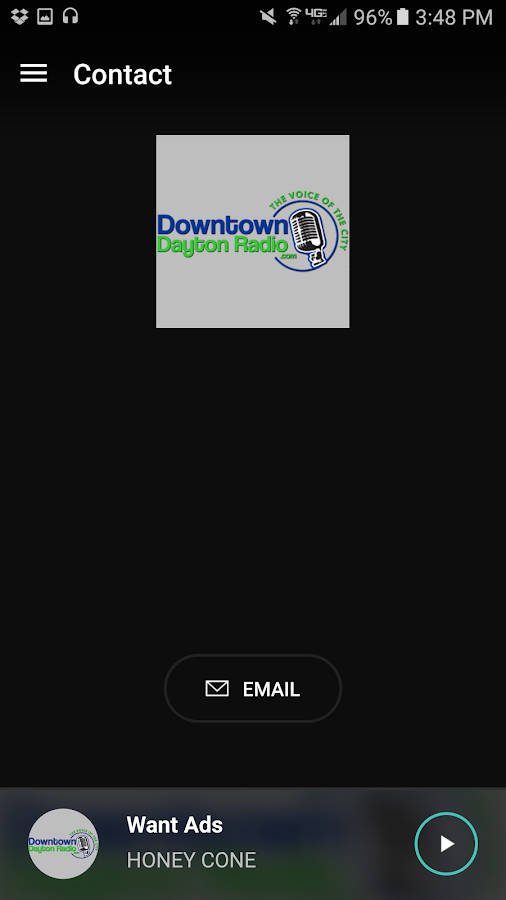 Downtown Dayton Radio- screenshot