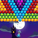 Bubble Shooter Halloween Icon