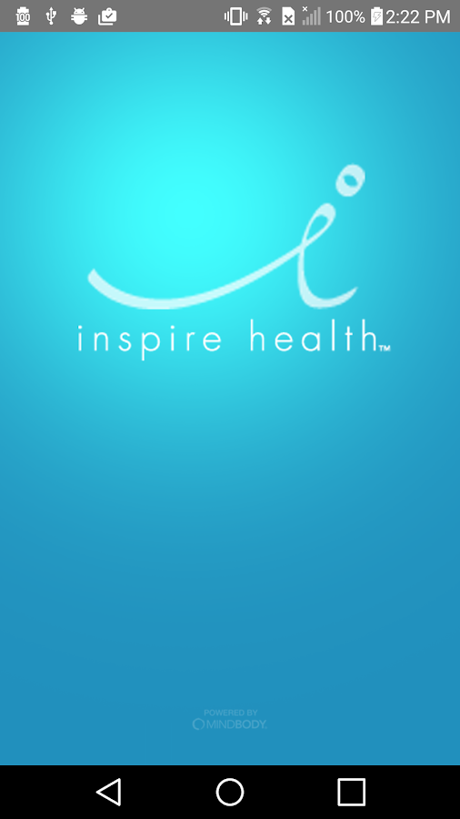 Inspire Health- screenshot