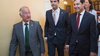 Amat, Fernández-Pacheco y Moreno Bonilla.